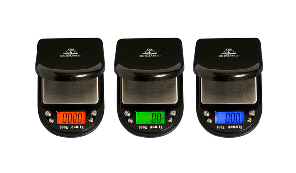 SP-500 On Balance Spectrum Pocket Scale 500g x 0.1g