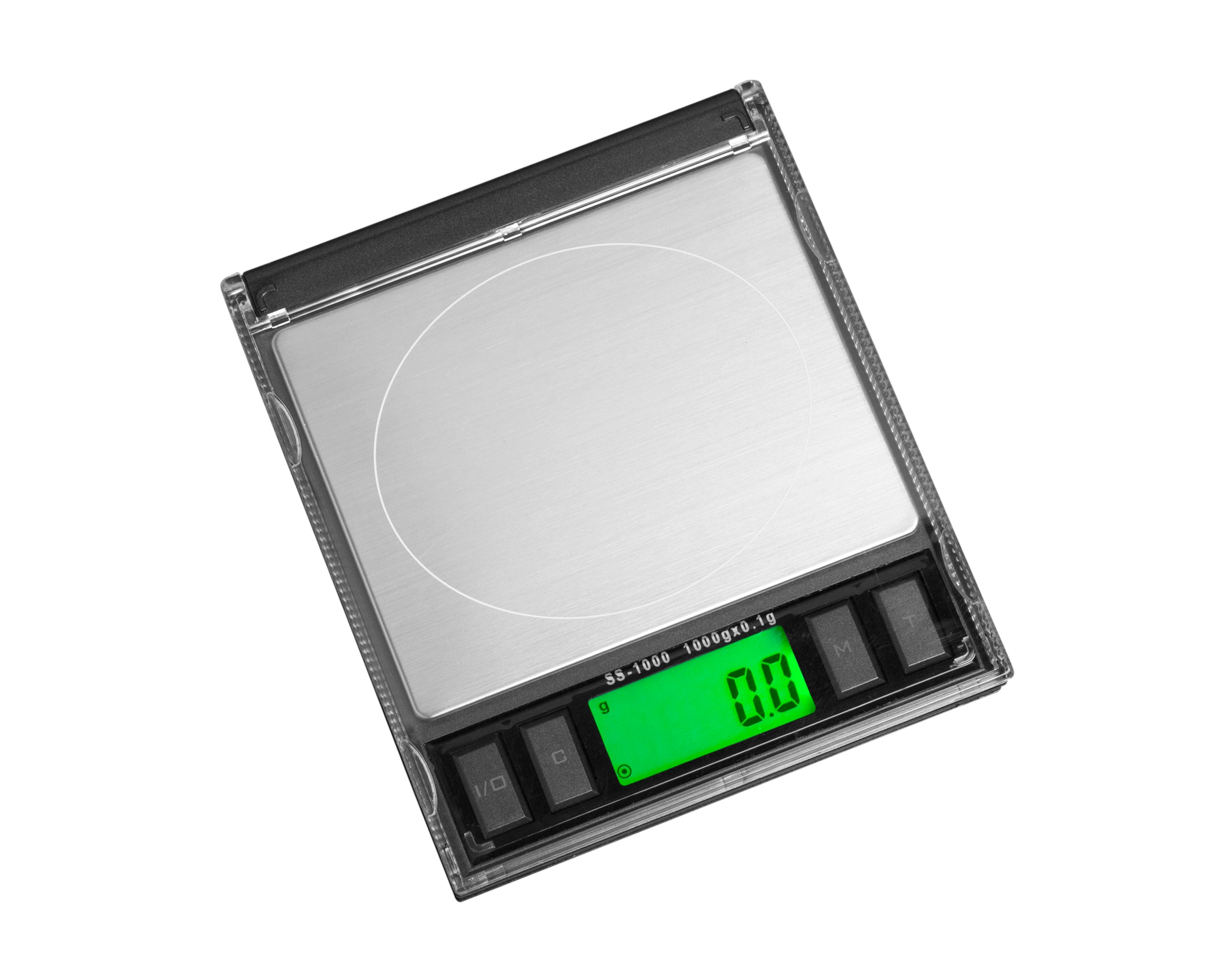 SS-1000 On Balance Square Scale 1000g x 0.1g