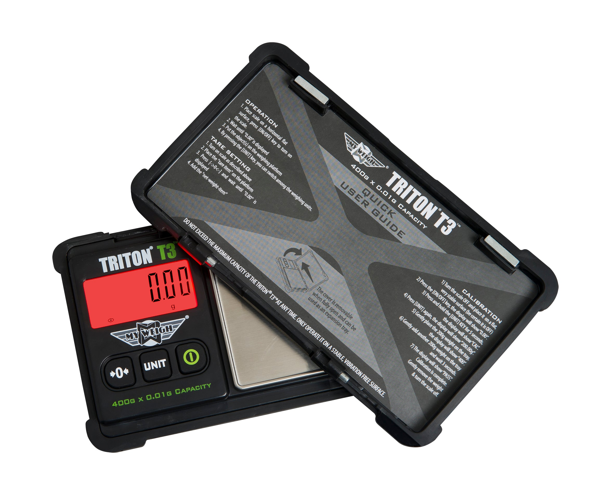 TT3-400 My Weigh Triton T3 Series 400g x 0.01g