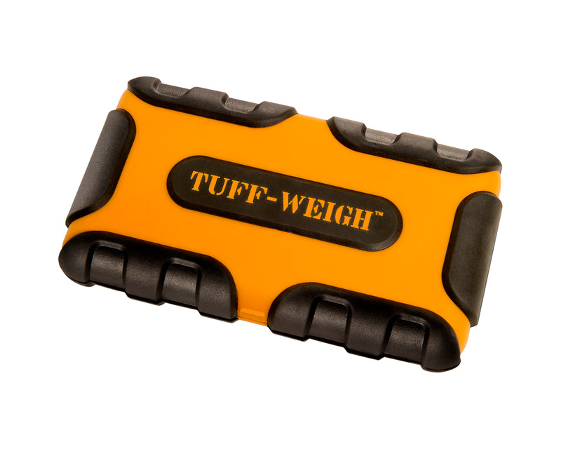 TUF-1000 On Balance Tuff-Weigh Pocket Scale - Orange 1000g x 0.1g