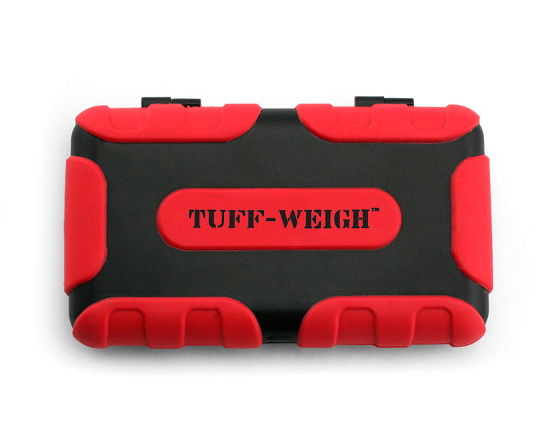 TUF-100 On Balance Tuff-Weigh Pocket Scale - Red 100g x 0.01g