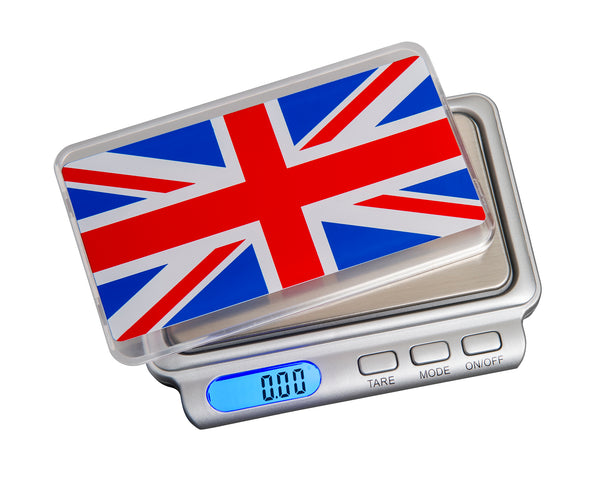 TW-100-GB On Balance Special Edition Union Jack Truweigh 100g x 0.01g