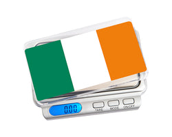 TW-100-IE On Balance Truweigh Special Edition Ireland Miniscale 100g x 0.01g