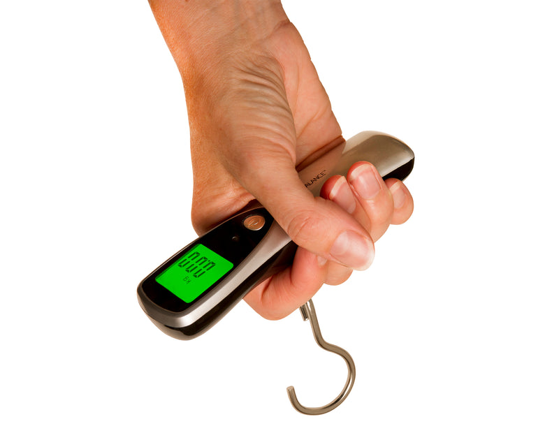 SALE! XS-40 On Balance Luggage Scale 40kg x 10g
