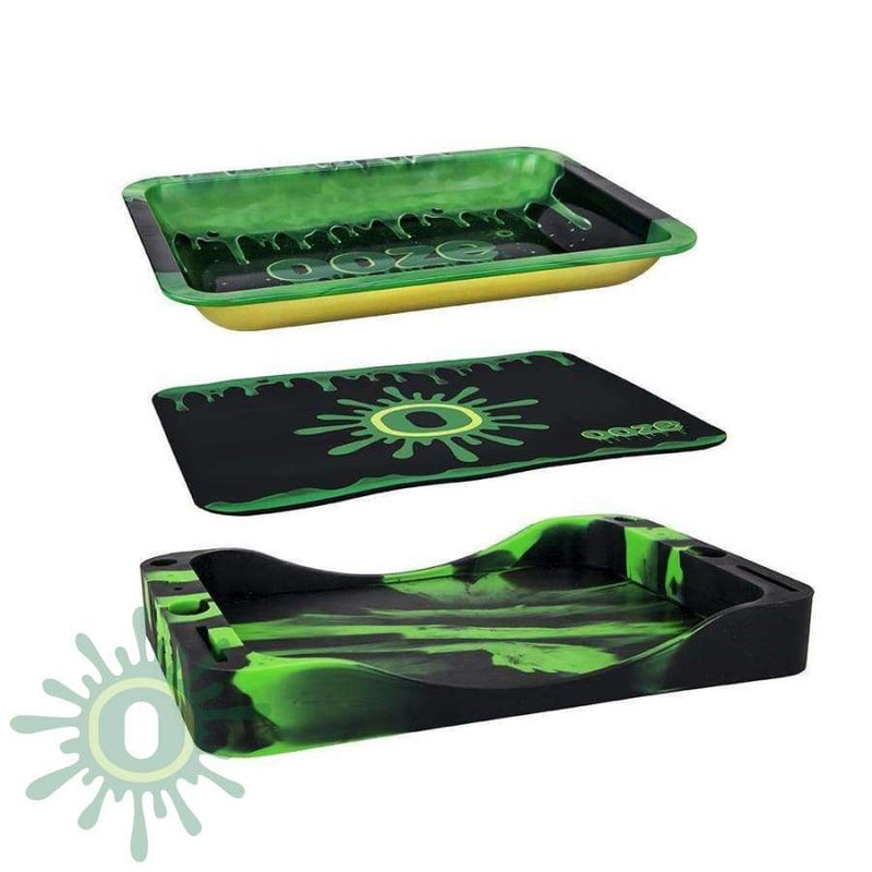 Dab Depot Tray - 3 In 1 Bundle Accessories