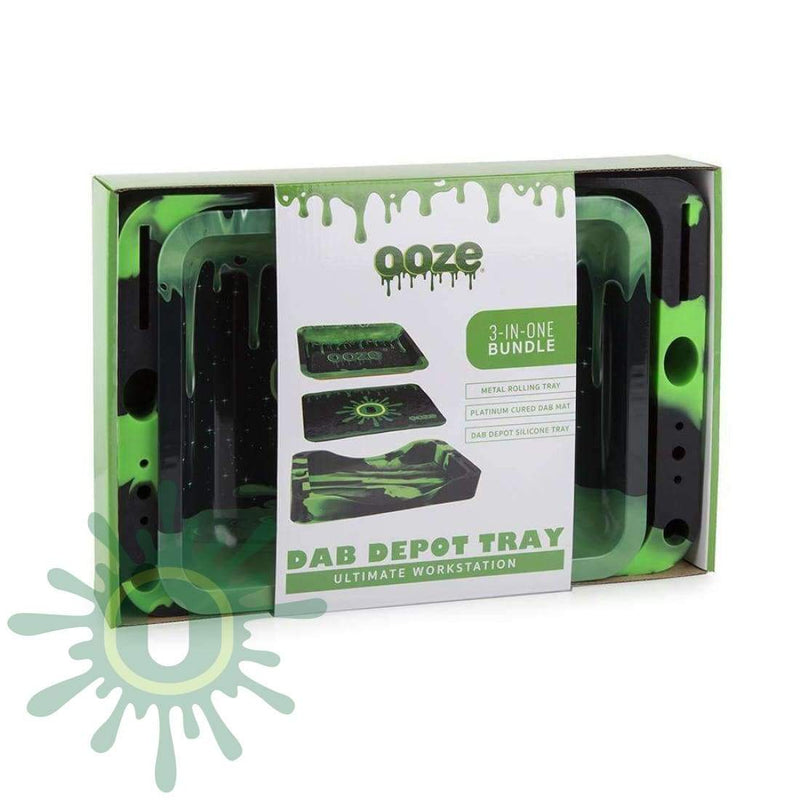 Dab Depot Tray - 3 in 1 Bundle