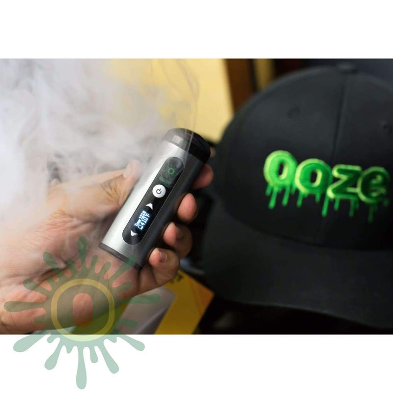 Drought Vaporizer Kit - Silver - Ooze