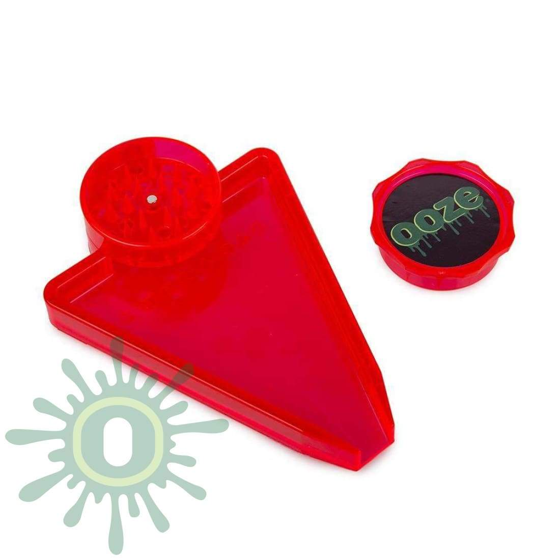 Grinder Tray - Red