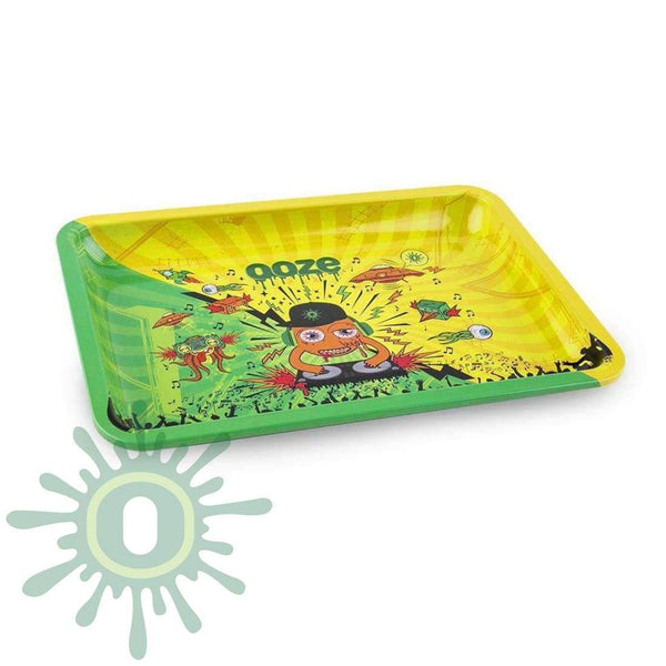 Ooze Rolling Tray Medium - DJ Loud
