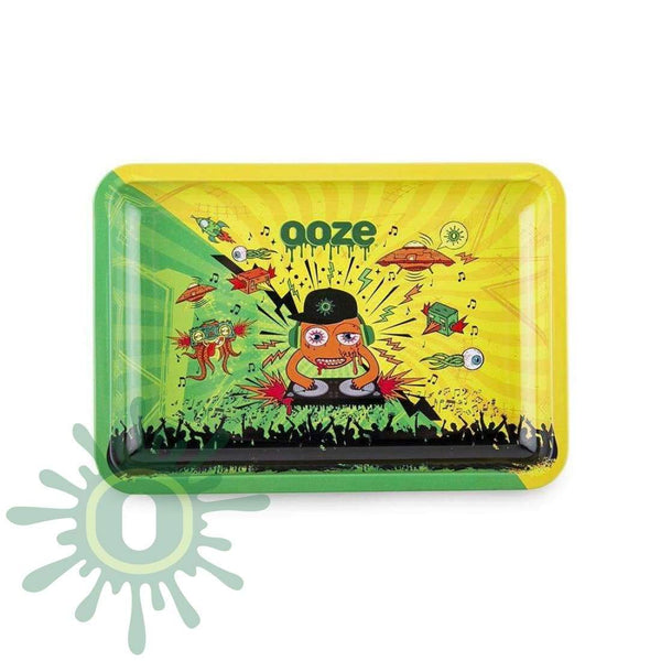 Ooze Rolling Tray - Dj Loud Small