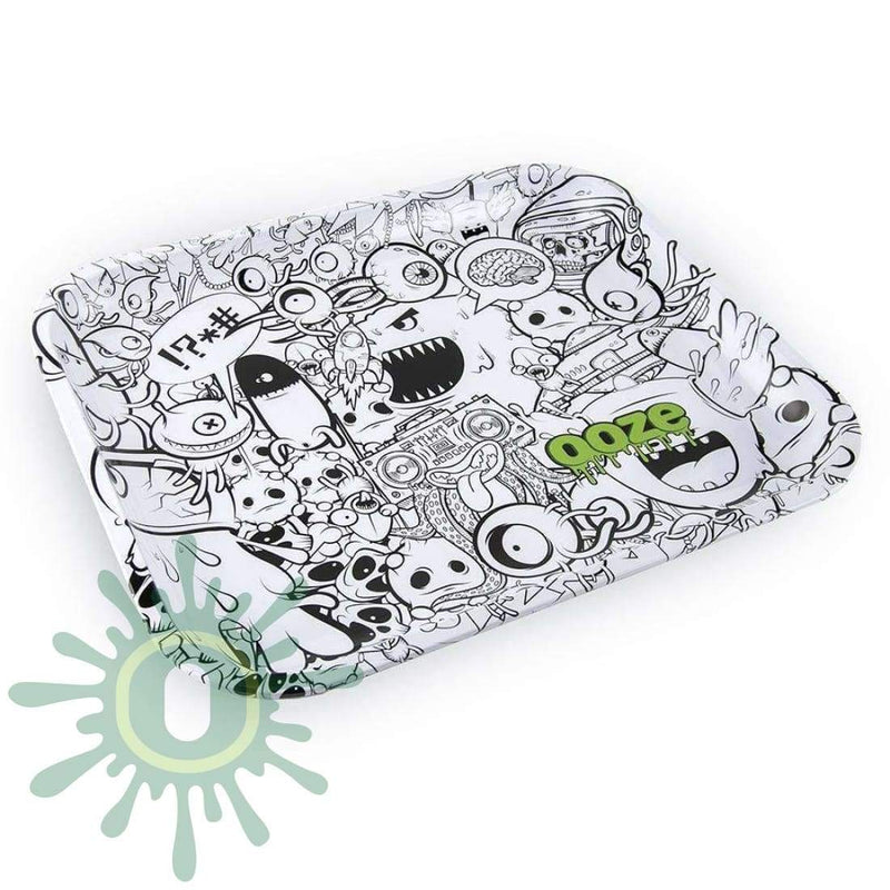 Ooze Rolling Tray Large- Monsterous