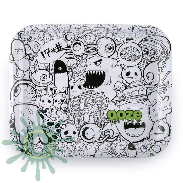 Ooze Rolling Tray - Monsterous Large