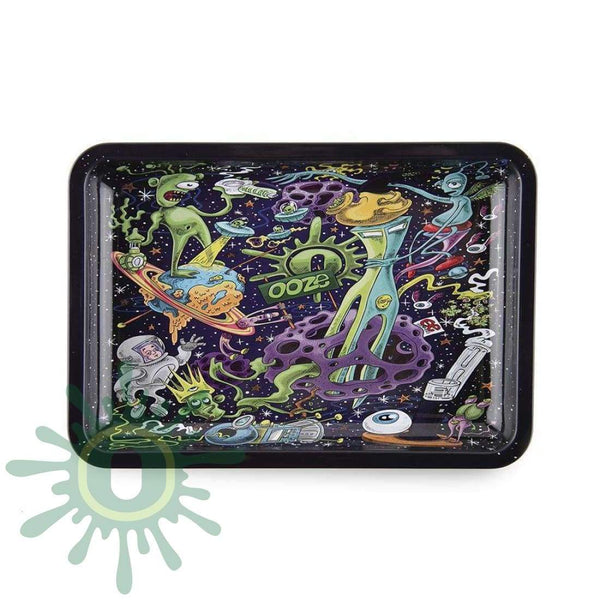 Ooze Rolling Tray - Universe Small