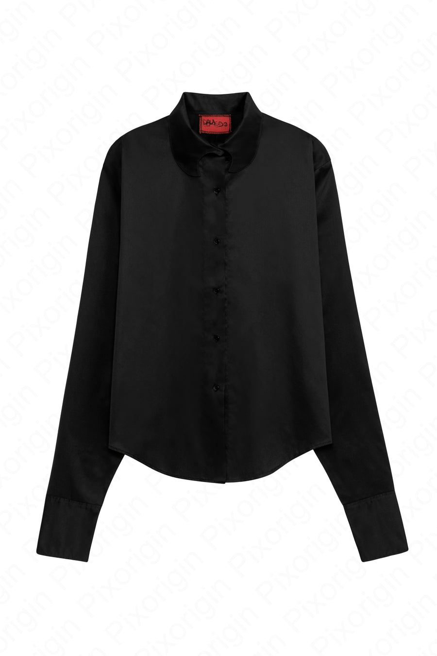 Curve Collar Shirt