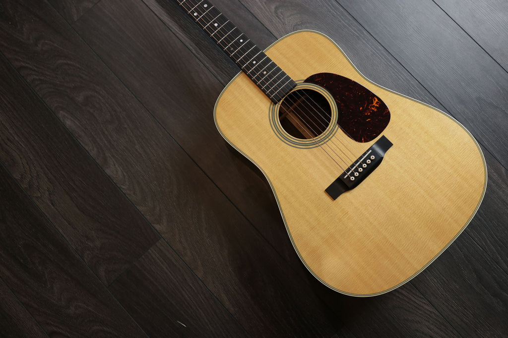 WIN - Martin D-28 Reimagined Acoustic Guitar – Guitar Gear