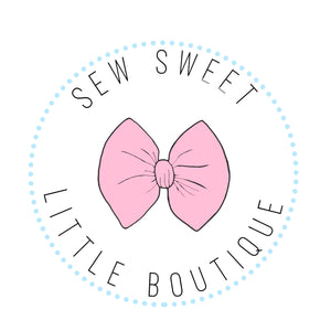 Sew Sweet Little Boutique