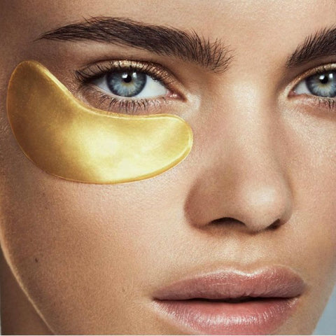 Coral Beauty Gold Collagen Eye Mask