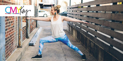 Blue Up Your Athleisure