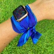 Wrist Scarf - Apple Watch Band WITH Connectors.