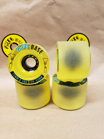 FREE BASE Longboard Wheels