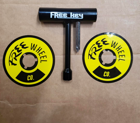 FreeKey Metal Skate Tool