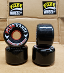 FREE RANGE V1 Longboard Wheels (BLACK)