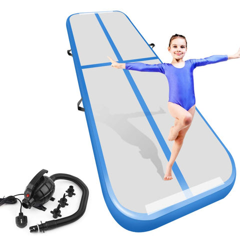 Playieer inflatable gymnastics mat