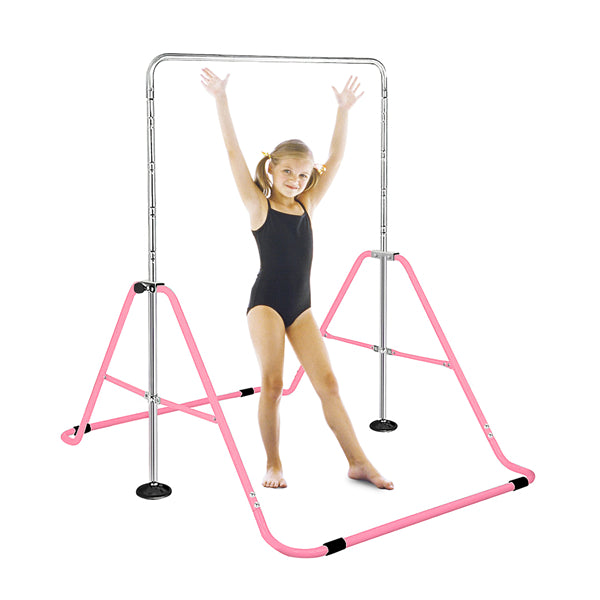 Foldable Gymnastics Bar for Children 6