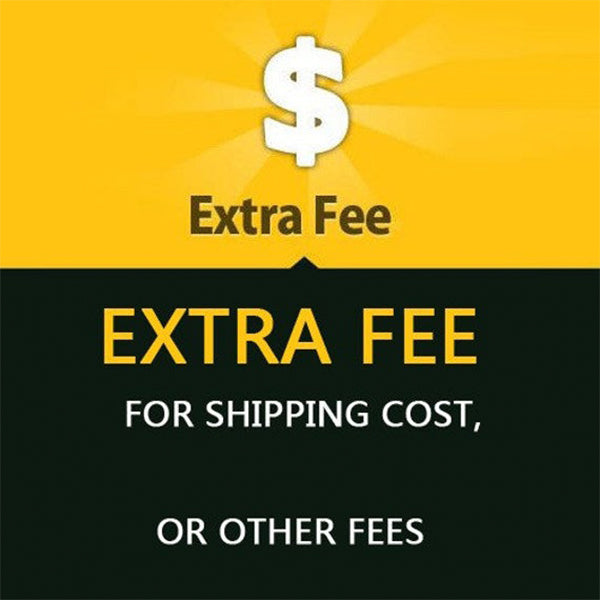 extra shipping cost listing