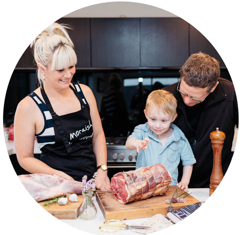 Moreish organic butchery meat delivery nz palmerston north butcher