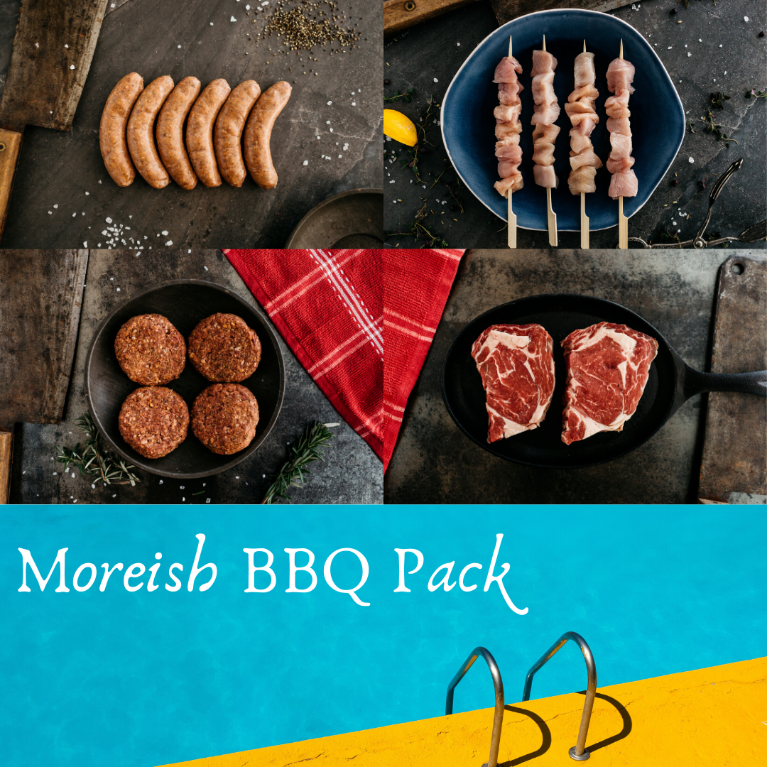 Moreish BBQ Pack