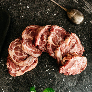 Moreish online organic butchery organic nz lamb neck chops
