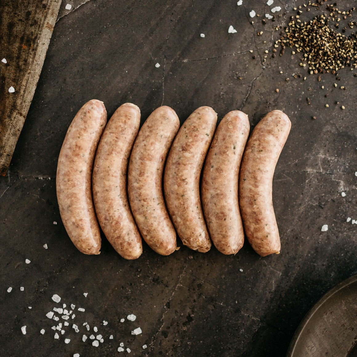 NEW! Greek Loukaniko Lamb & Pork Sausages