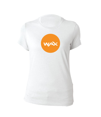 Women's WAX T Shirt 2 | Crypto Clothing | Krypto Threadz