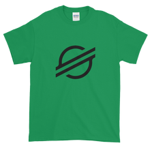 Load image into Gallery viewer, Green Short Sleeve Stellar TShirt With Black Stellar S Logo