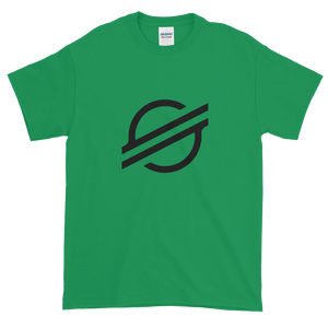 Green Short Sleeve Stellar TShirt With Black Stellar S Logo