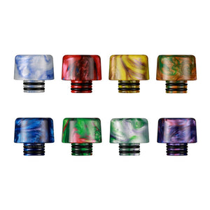 510 Resin Driptips 3 Pack Assorted Colours