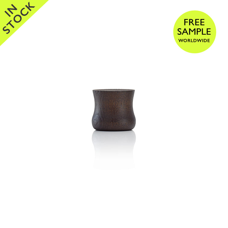 Darbuka-brown-wood-cap-free-sample-perfume-cap