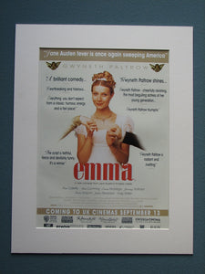 Emma 1996 Original advert (ref AD770)