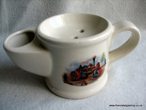 Wade Shaving Mug. Steam Roller. (ref Nos032)