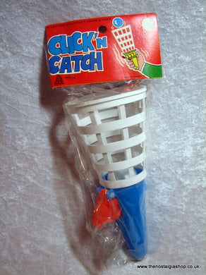 Click 'N Catch. Unused Vintage Toy (ref nos071)