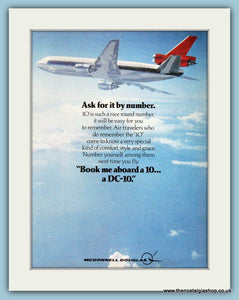 DC-10 Original Advert 1976 (ref AD4248)