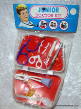Load image into Gallery viewer, Junior Doctor Kit. Vintage Toy. Unused. (ref Nos116)