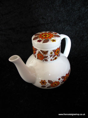 Midwinter small Coffee/Tea pot. (ref Nos022)