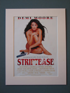 Striptease 1996 Original advert (ref AD451)