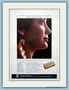 The Jewellery Advisory Centre Original Advert 1979 (ref AD6257)