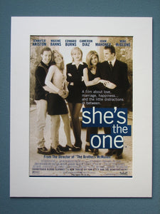 She's The One Original Advert 1997 (ref AD774)