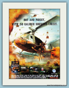 Battlefield Vietnam Original Advert 2004 (ref AD3960)