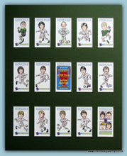 Load image into Gallery viewer, Aston Villa European Champions 1981/82 Football Card Set