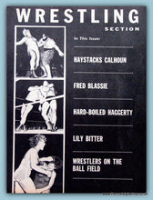Load image into Gallery viewer, Haystacks Calhoun. Vintage 3 Page Article 1961 (ref AD5025)